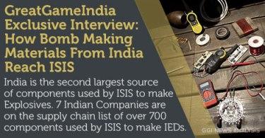 ISIS-India-Companies-Bomb-Making-IED-Explosive-GreatGameIndia-Kobane-Detonators-Syria-Russia