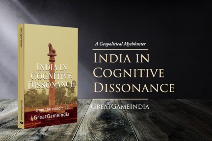 India in Cognitive Dissonance Book by GreatGameIndia