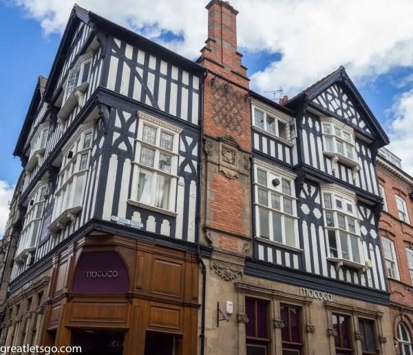 Chester, England