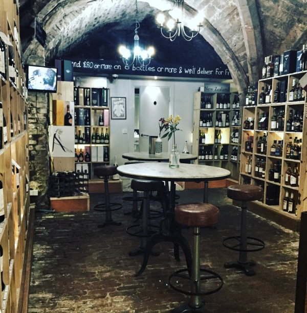 Corks Out Chester Wine