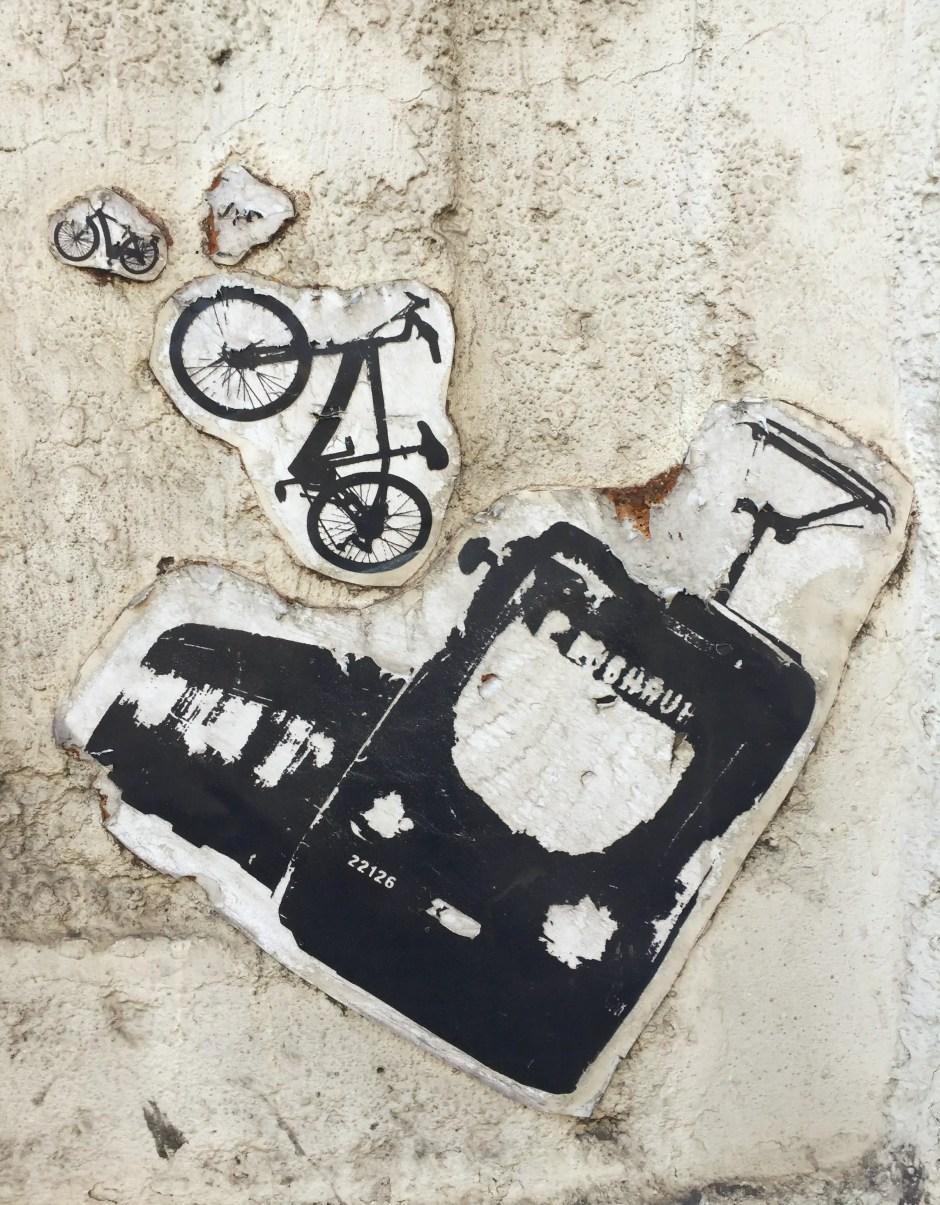 Bike or Tram