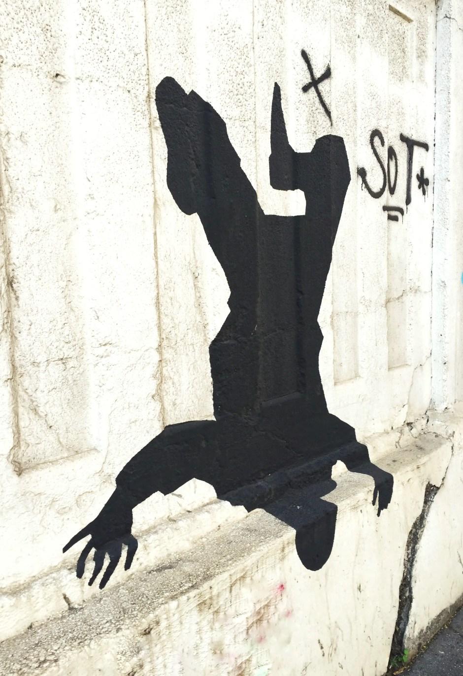 Street Art Zagreb Croatia
