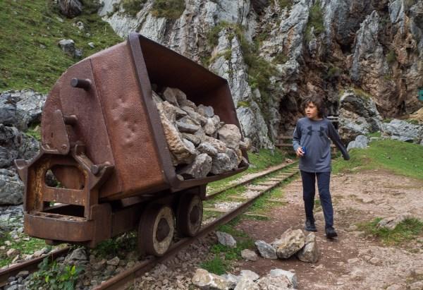 Kasm At Mines - Picos de Europa