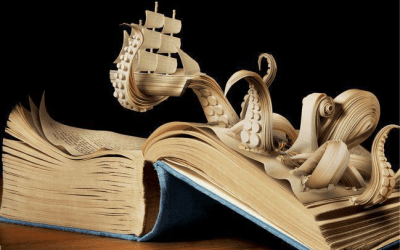 Types of Books with Pictures