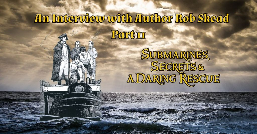 Rob Skead Interview 2