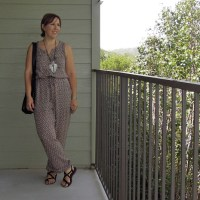 Outfit | Romper Redux