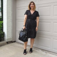 Outfit // Mociun Wrap Dress