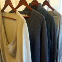 For Sale: Inhabit NY Cashmere