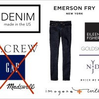 Buy this...Instead of That | Denim Made in the US