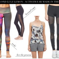 Beyond Lululemon...Made in the US Yoga & Barre Clothing
