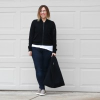 Outfit | MM6 Tote