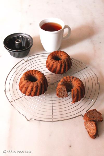 carrot-cake noisettes