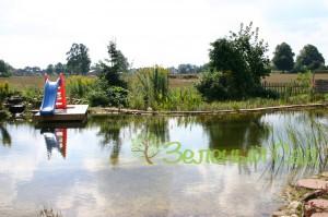Плавательный пруд, Чернигов