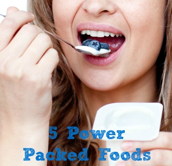 5 Power Packed Foods