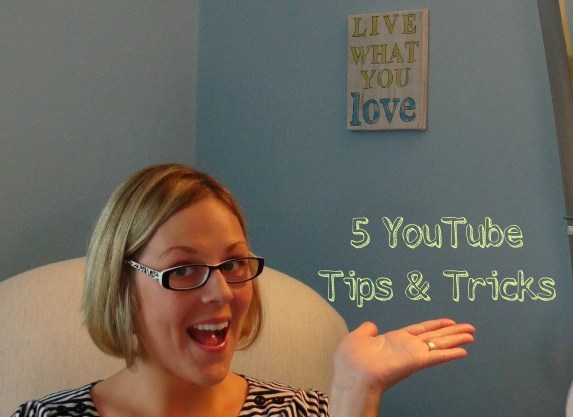 5 YouTube Tips and Tricks #vlogging
