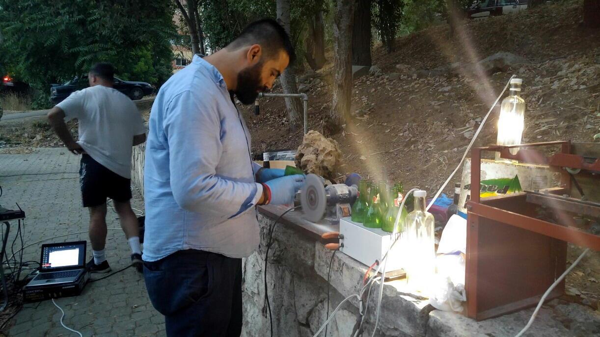 عام على أزمة النفايات... اتحاد الشباب الديموقراطي اللبناني: الحل ببيتك