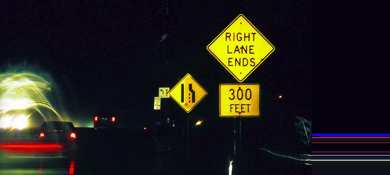 roadway-merge