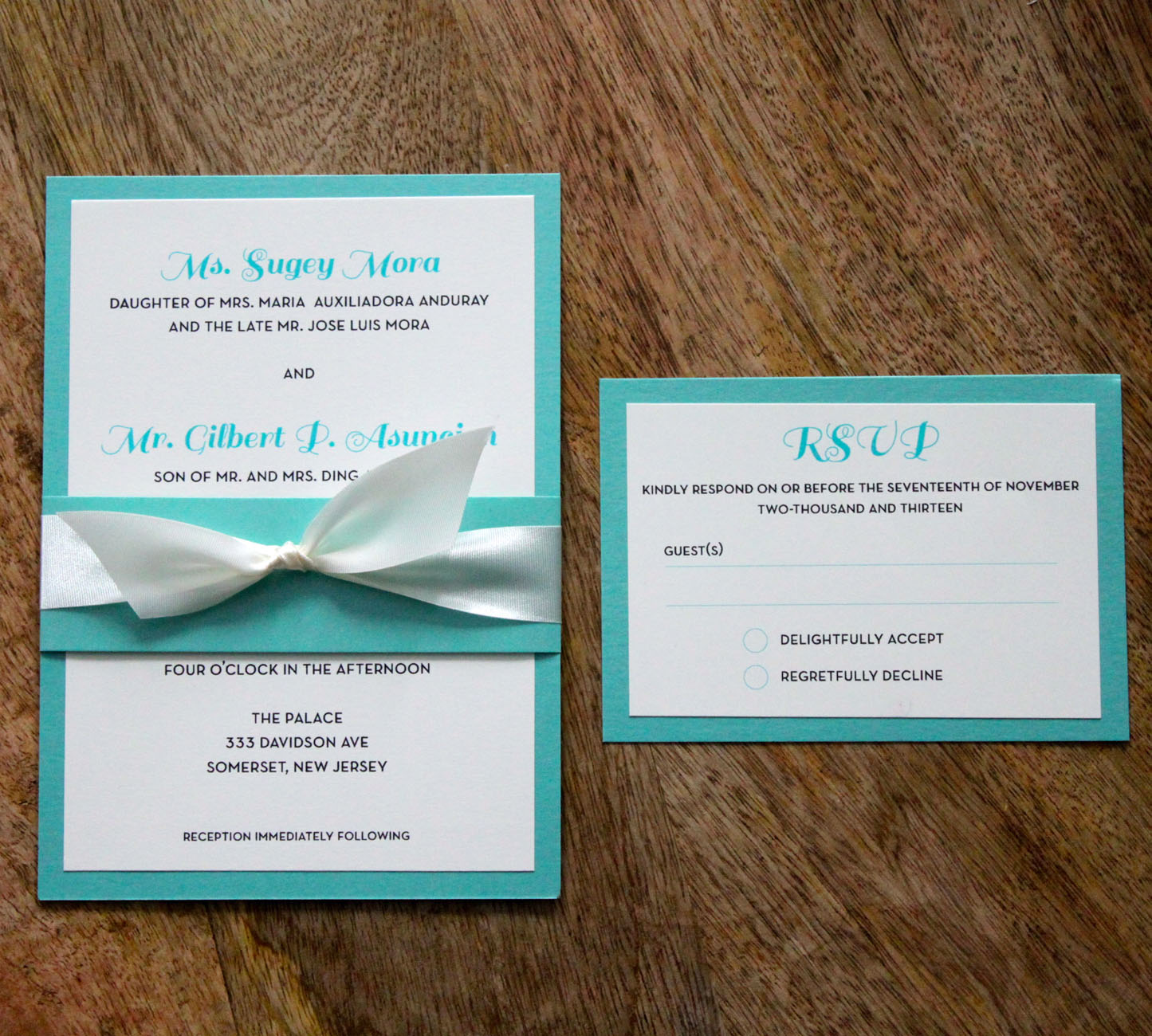 tiffany green wedding invitations tiffany blue wedding invitations Tiffany Green Wedding Invitations Inspiring Card