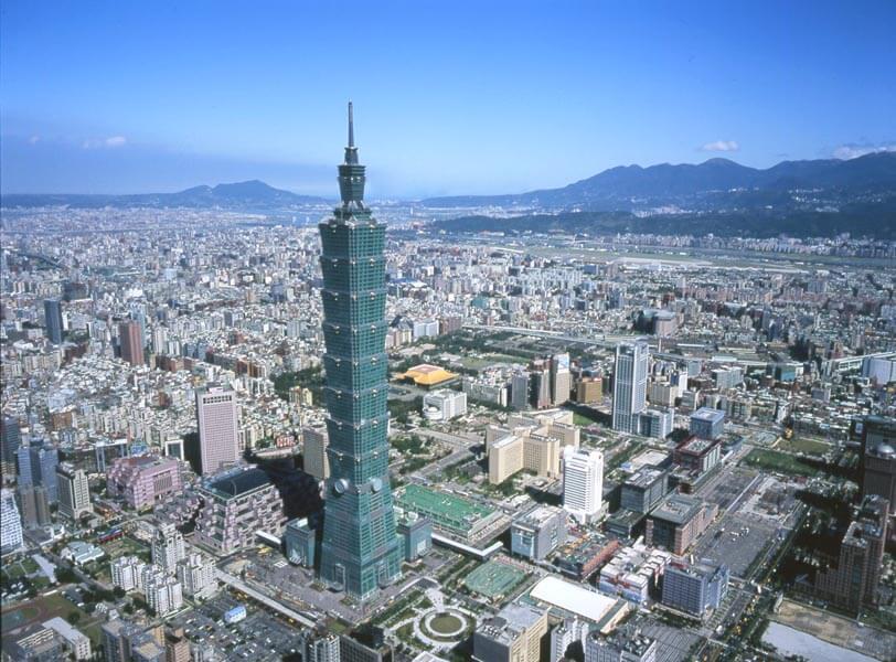 taiwan taipei building