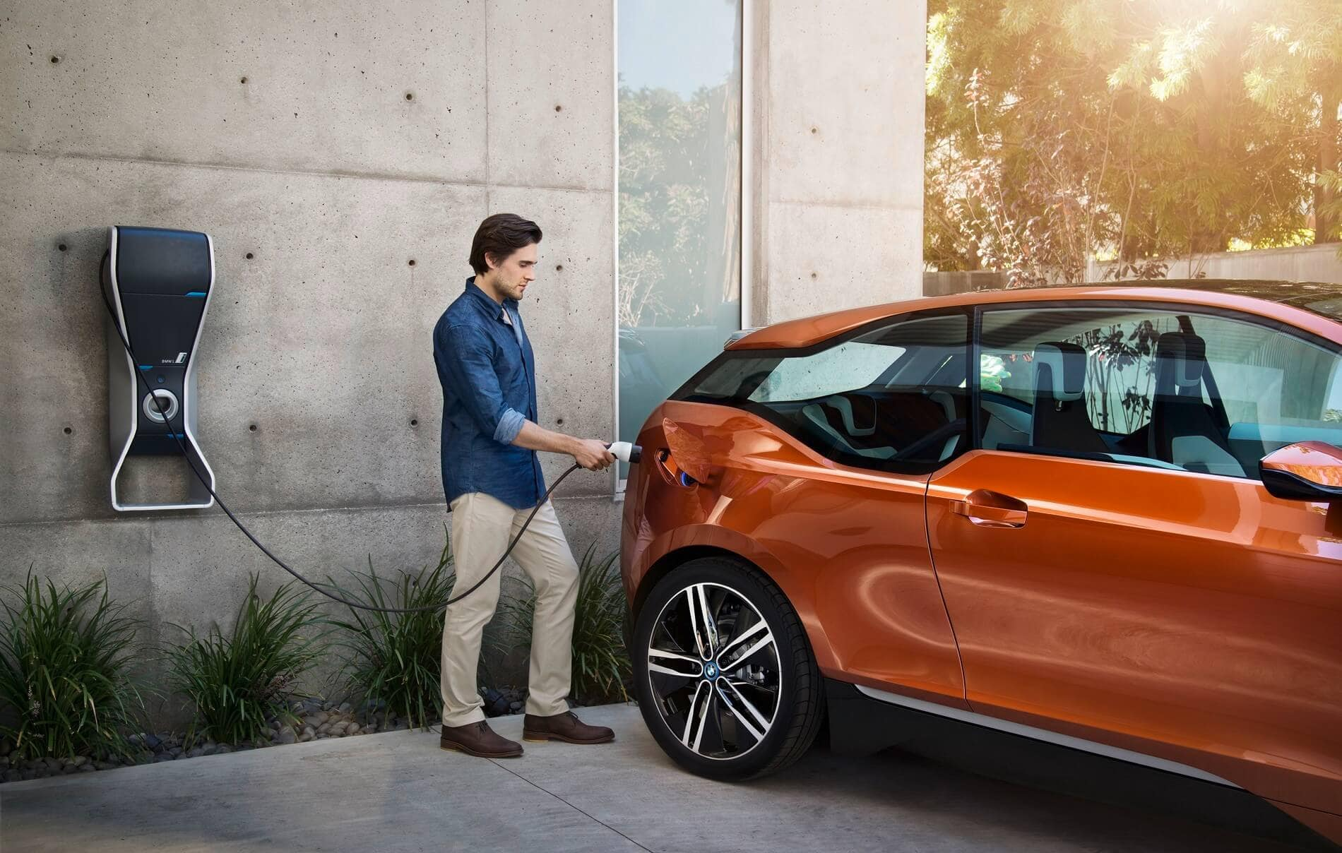 BMW i3 Coupe