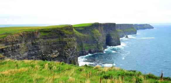 Cliffs of Moher, Ireland. Photo: Creative Commons Flickr by My Wave Photos