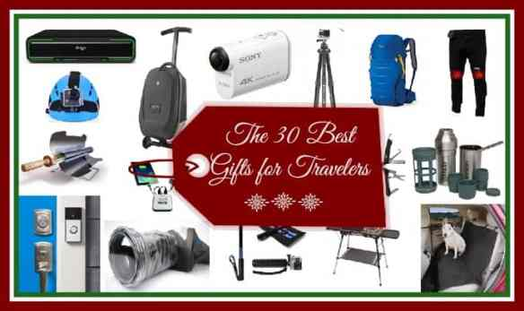 30 Best Gifts for Travelers