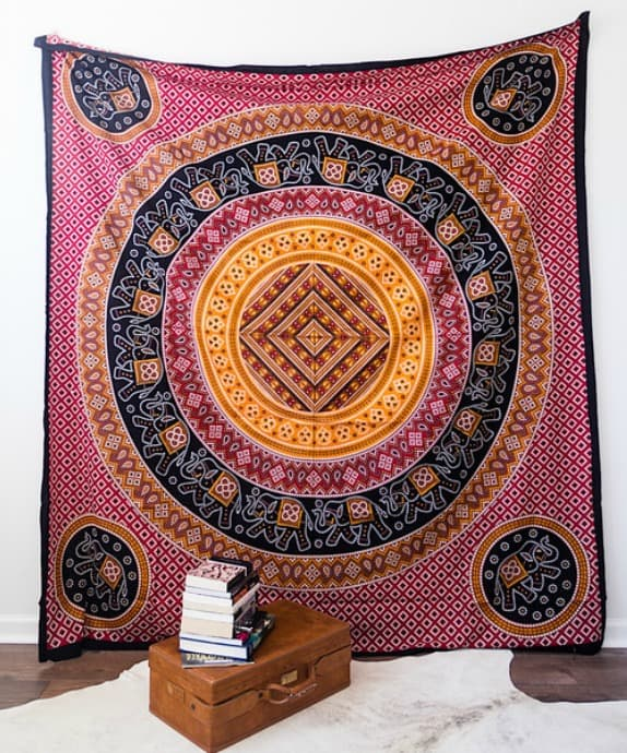 Best Gifts for Travelers - Ankit Elephant Tapestry