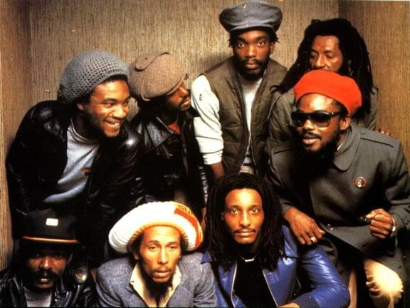 Bob Marley Wailers