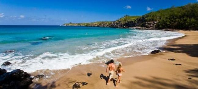 Beautiful Beach in Maui
