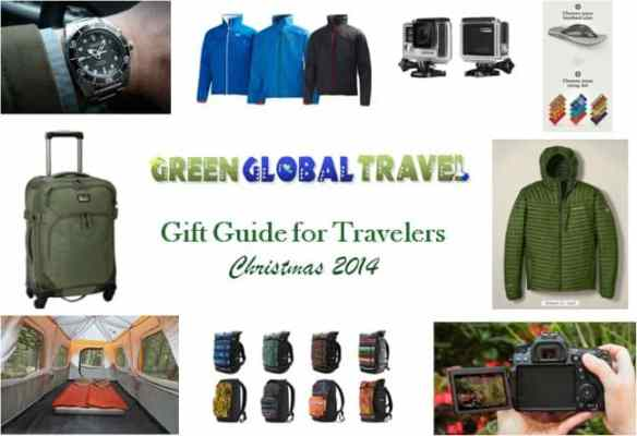 Christmas 2014 Gift Guide for Travelers