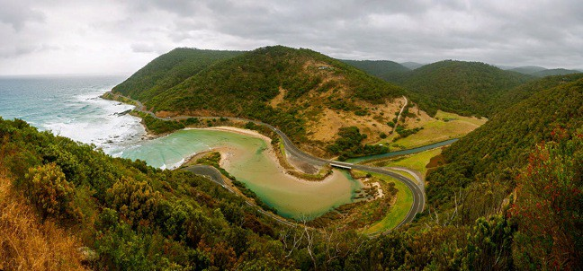 Australia's Great Ocean Road