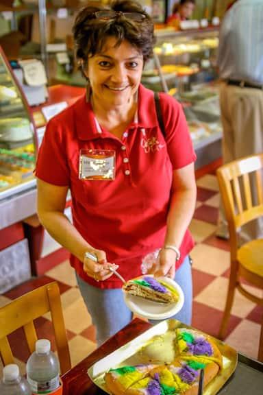 Cajun Food Tours Founder Marie Ducote Comeaux