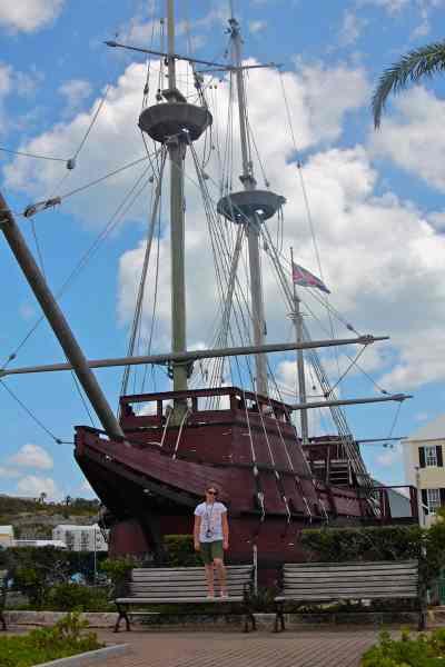 sea-venture-old-sailing-ship-Bermuda