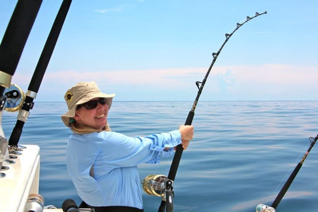 Fishing for Dorado on Panama's Hannibal Shelf