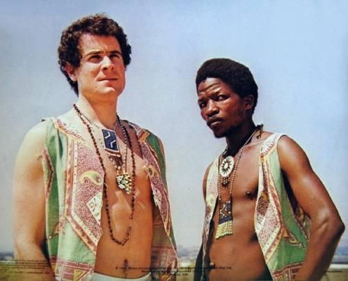 Johnny Clegg & Sipho Mchunu