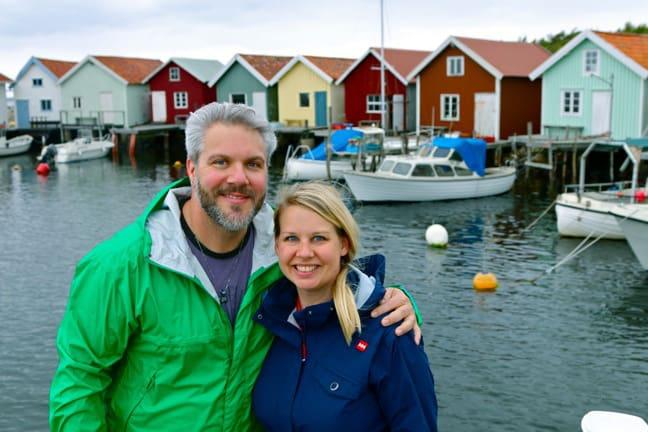 Sweden's Koster Islands