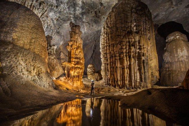 Mountain River Cave, Hang Son Doong, Vietnam