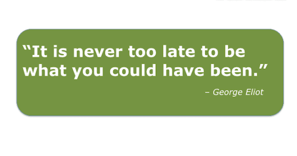 George Eliot quote