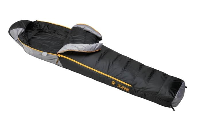 Outdoor Gear Review - Slumber Jack Sojourn 20 Deg 550F Long Dual Zipper