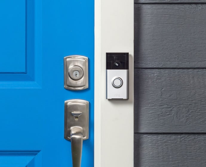 Best Gifts for Travelers - Ring Video Doorbell