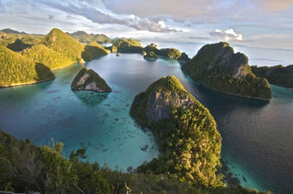 Things to do in Indonesia, dive Raja Ampat