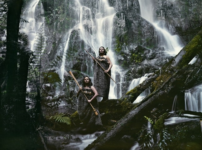 The Maori of New Zealand, photographed by Jimmy Nelson in Before They Pass Away
