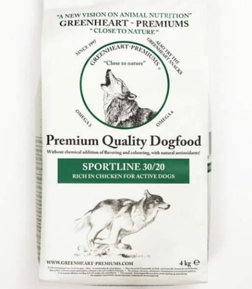 Greenheart Sportline 30_20-4 kg