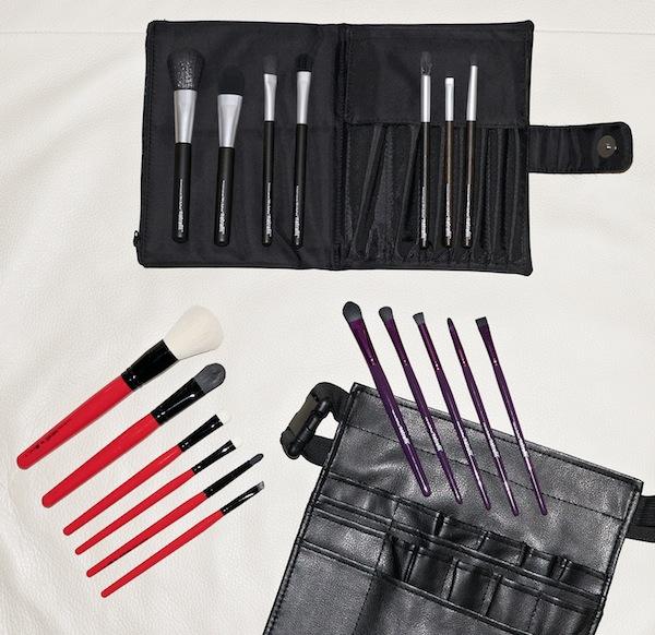 Natrafil make-up brushes