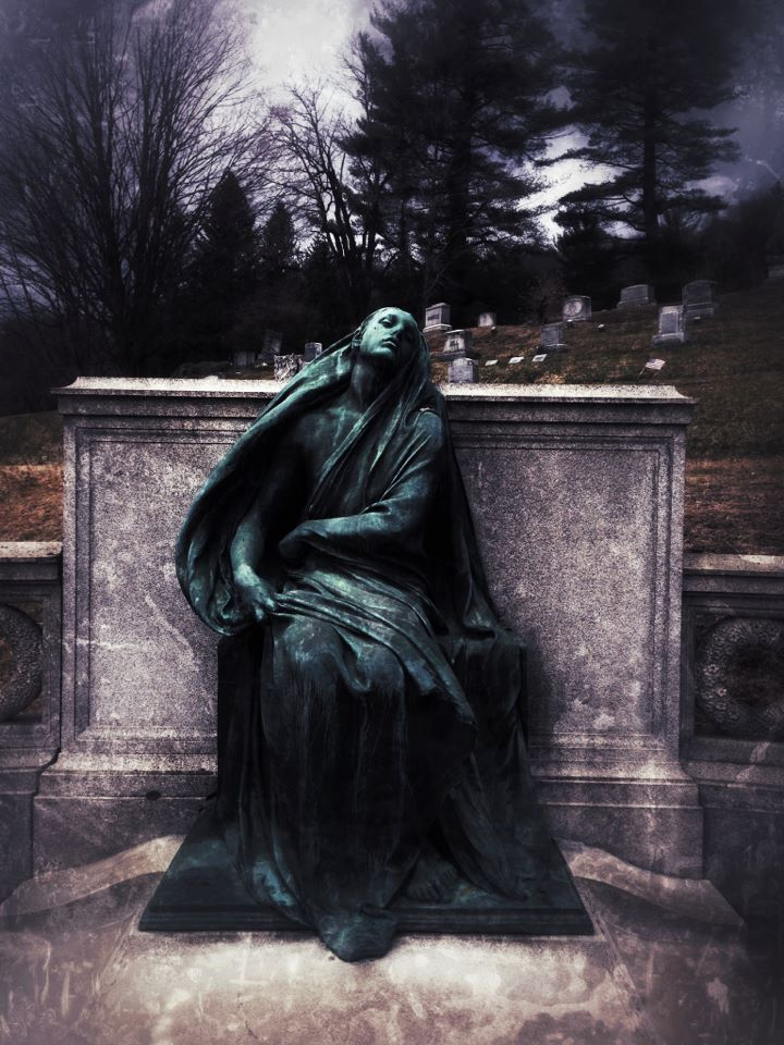 green mount cemetery, montpelier, vt, vermont, black agnes, haunted