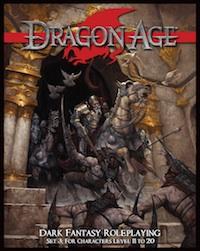 Dragon Age RPG Set 3