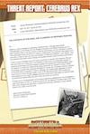 Mutants & Masterminds Threat Report #15: Cerebrus Rex