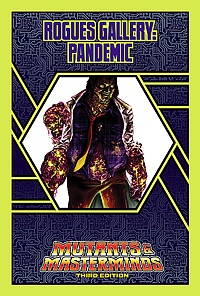 Rogues Gallery: Pandemic (PDF)