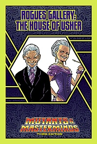 Rogues Gallery: The House of Usher (PDF)