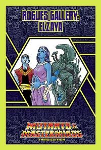 Rogues Gallery: Elzaya, Queen-Empress of the Infraverse